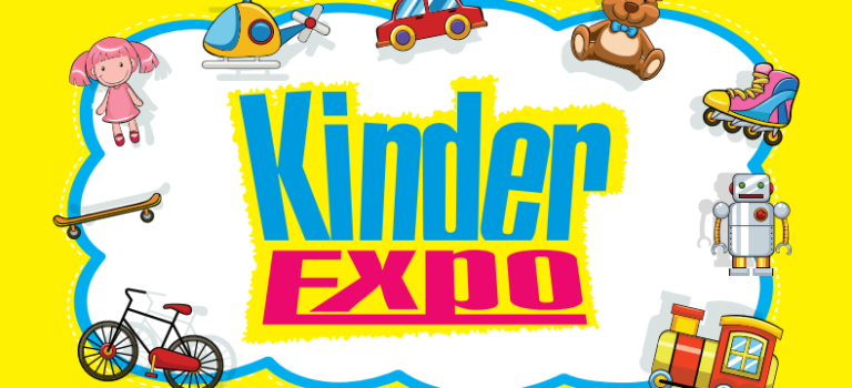 Official brochure of KinderExpo Uzbekistan 2020