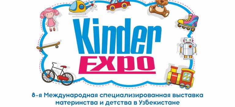KinderExpo 2022 Uzbekistan