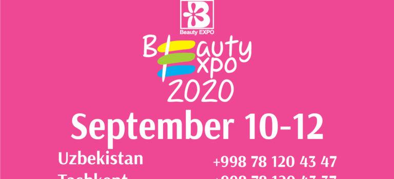 BeautyExpo 2022 Uzbekistan